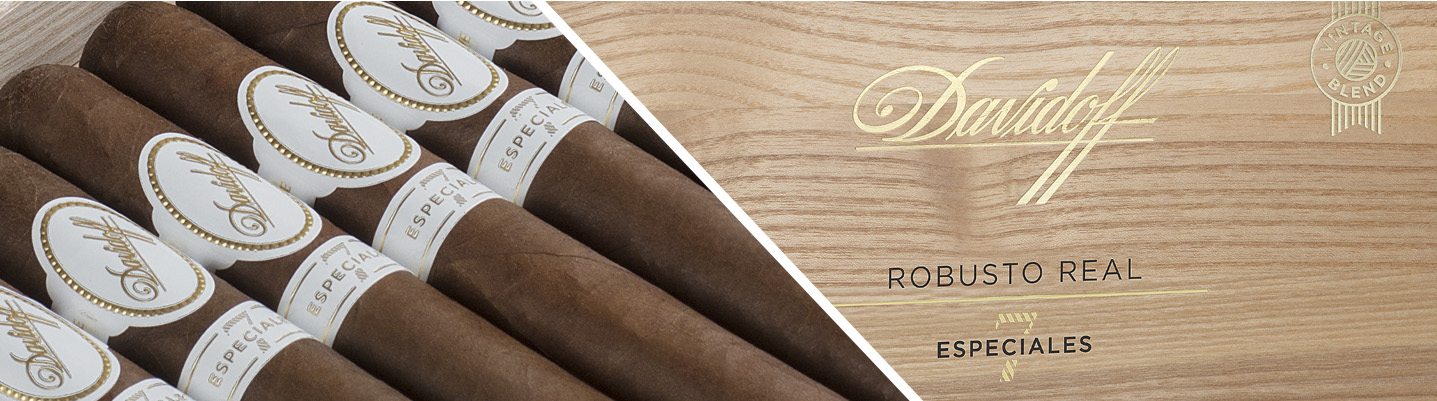 Davidoff Robusto Real Especiales -7- Limited Edition 2019